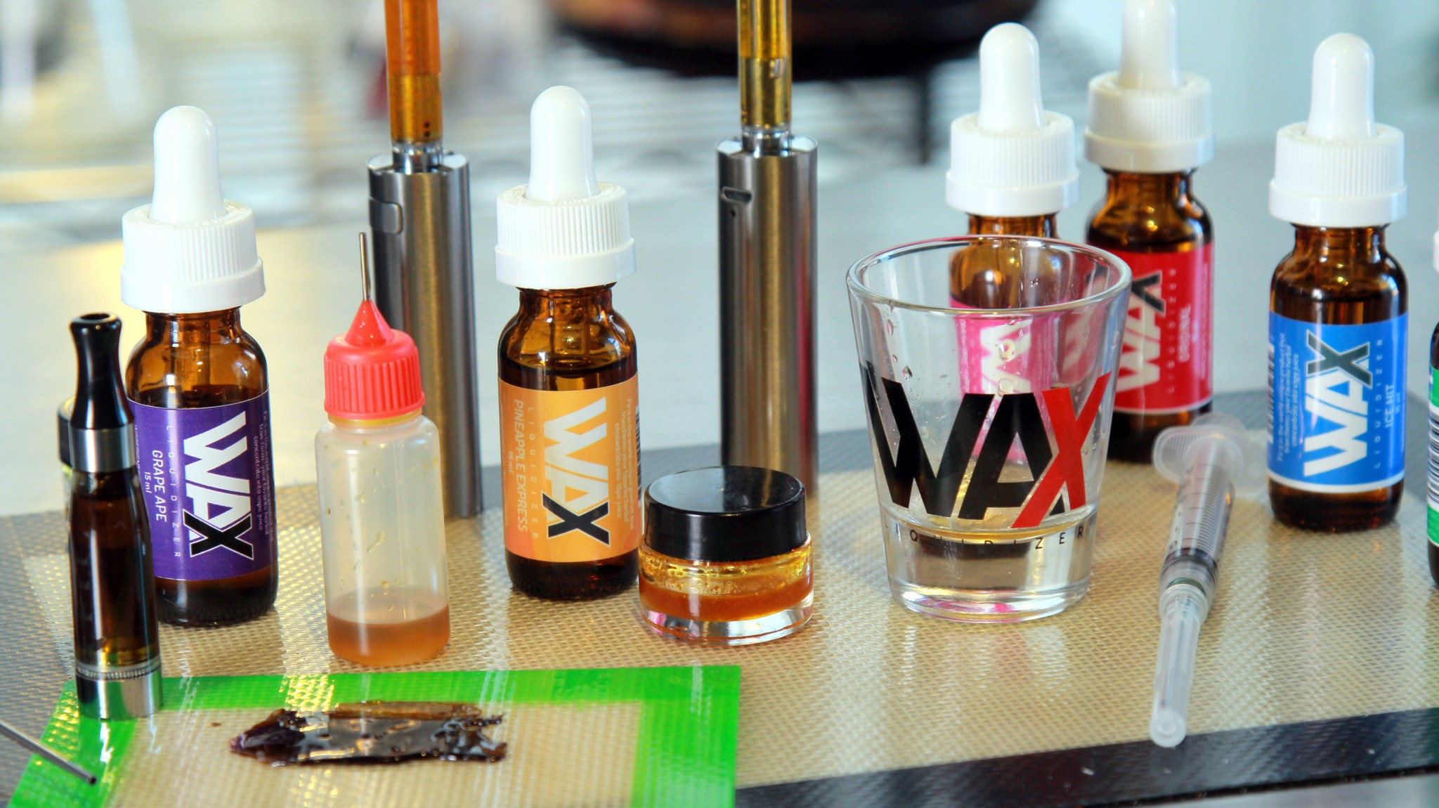 Turning Concentrates to E Liquid – Benefits Examined