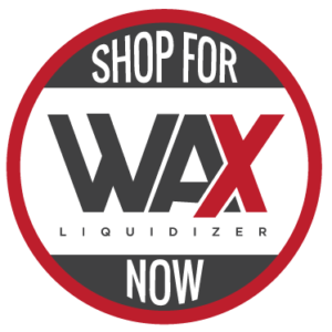 Wax Liquidizer Shop Now Logo