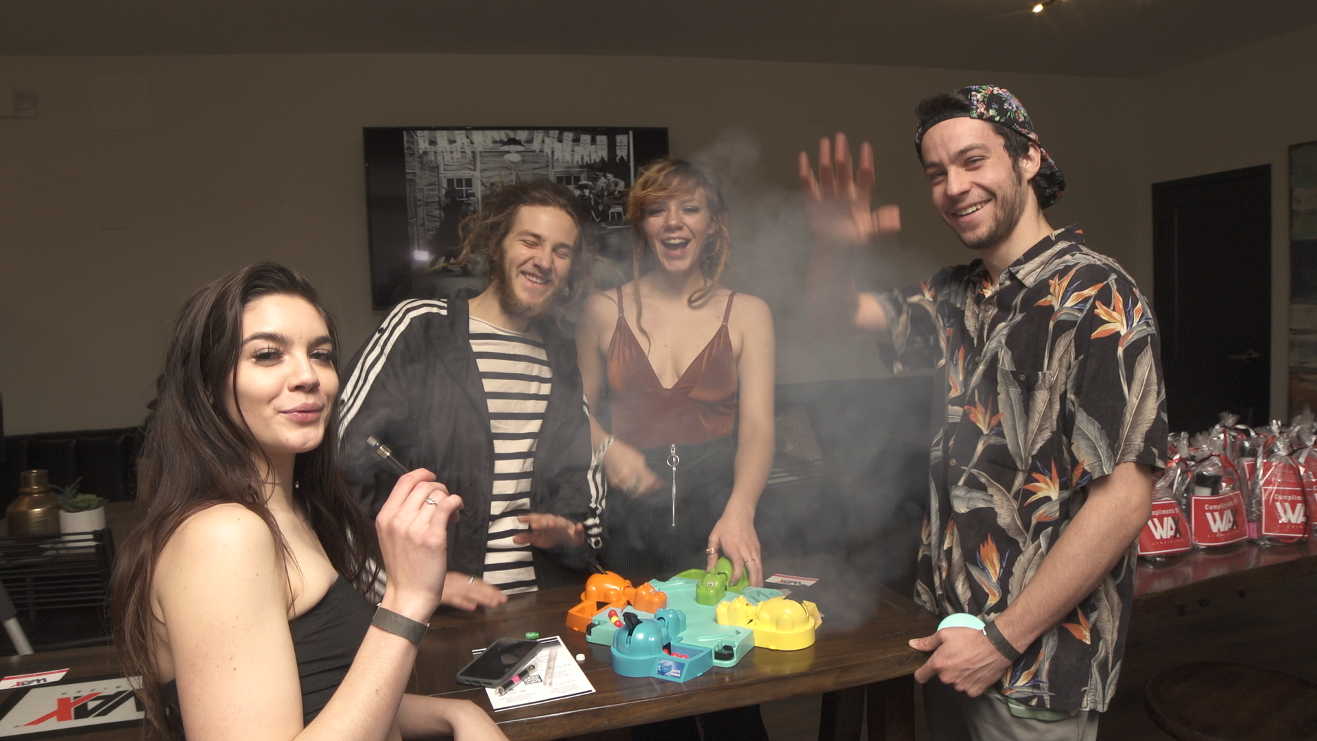 THC Vape Juice Creates a Buzz at First Legal Cannabis Vape Lounge